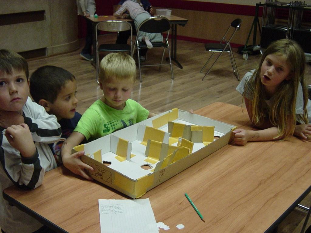Activit s r alis es par les enfants centre social mosa ques for Reglement interieur local associatif
