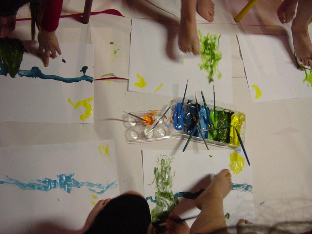 Activit s des enfants du mercredi 06 f vrier centre for Miroir nightclub rio