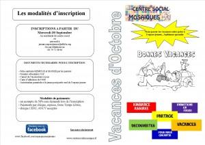 plaquette infos