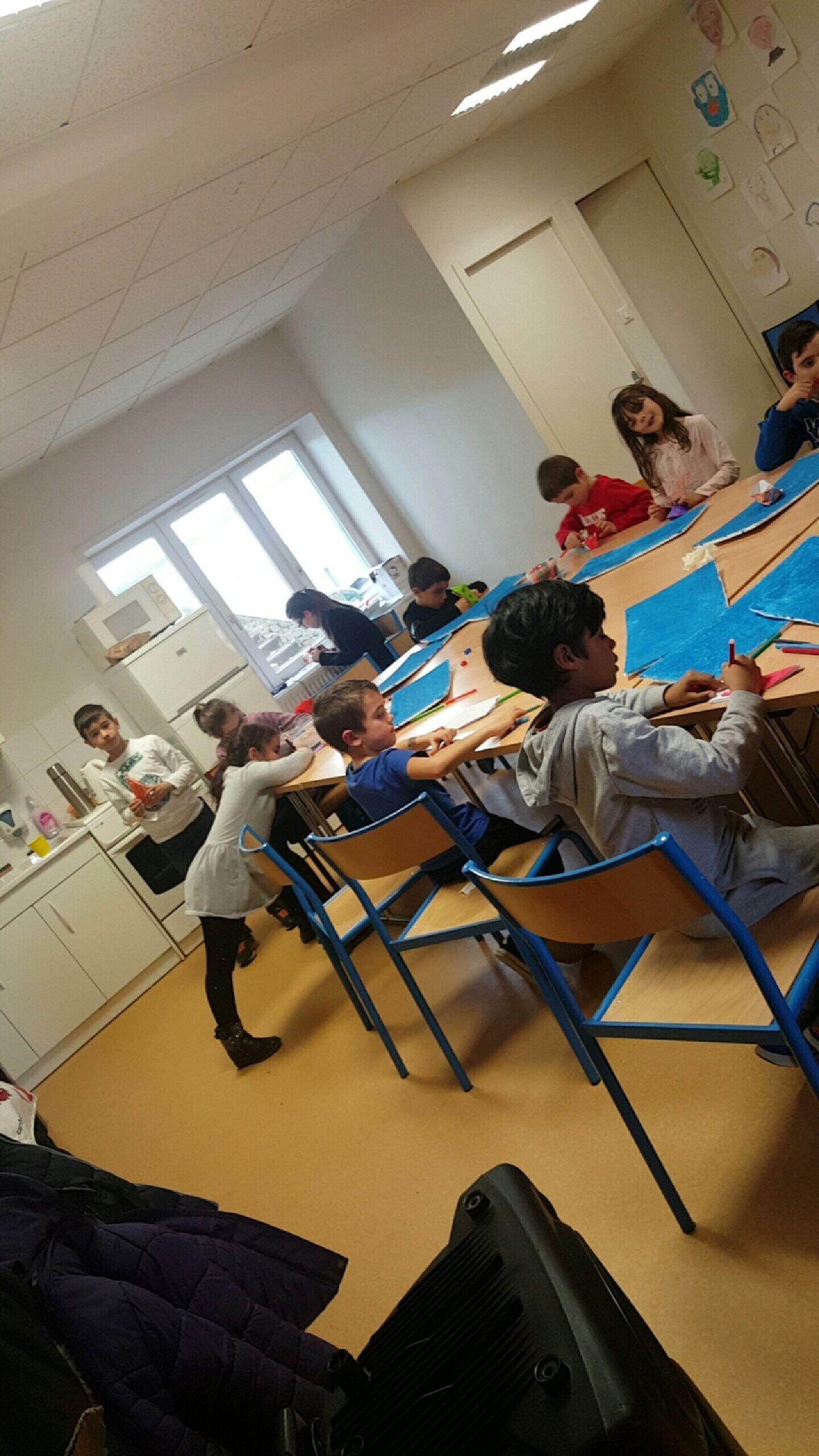 Photos des mercredis enfants centre social mosa ques for Reglement interieur local associatif