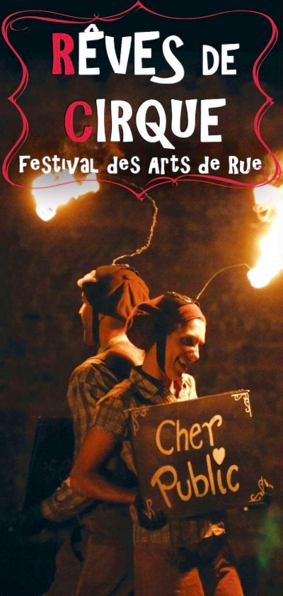 Rêve de cirque - Le cirque à Jassans ! @ Atrium de Jassans-Riottier