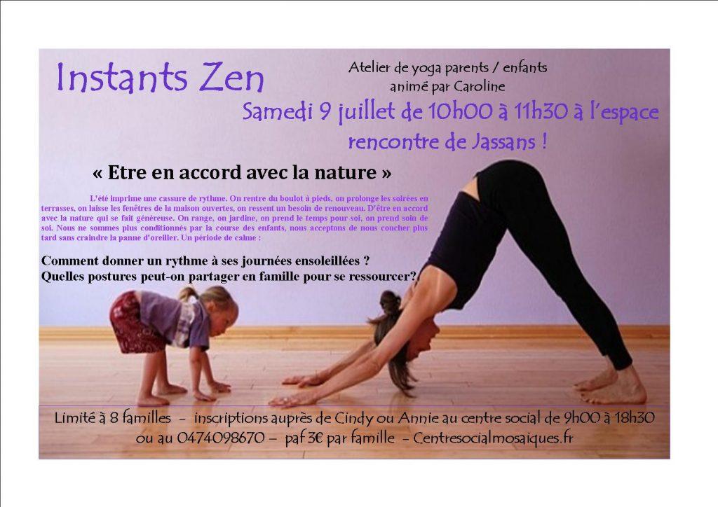 Instant Zen @ Parc de loisirs | Jassans-Riottier | Auvergne Rhône-Alpes | France